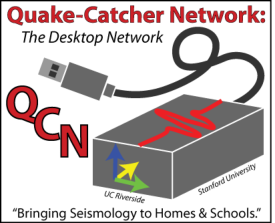 Quake Catcher Network logo