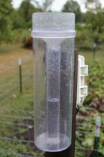 CoCoRaHS gauge